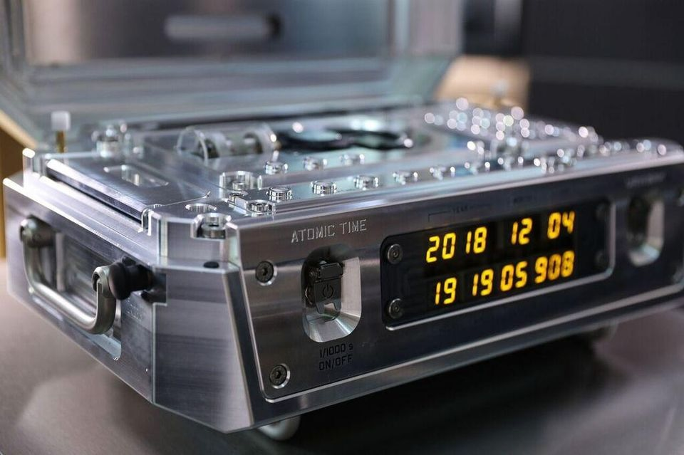 Co jsou to atomové hodiny a jak vlastně fungují?