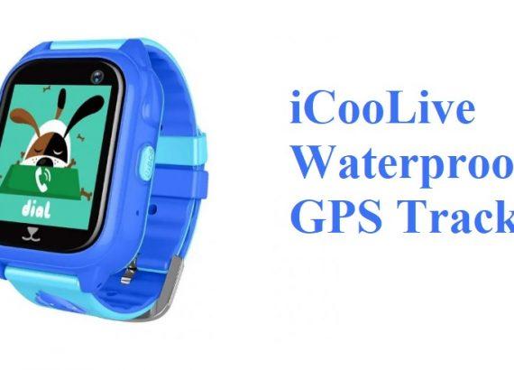 iCooLive Waterproof GPS Tracker