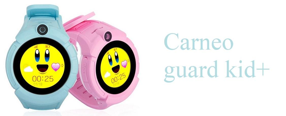 Recenze: chytré hodinky Carneo Guard Kid+ s GPS pro děti