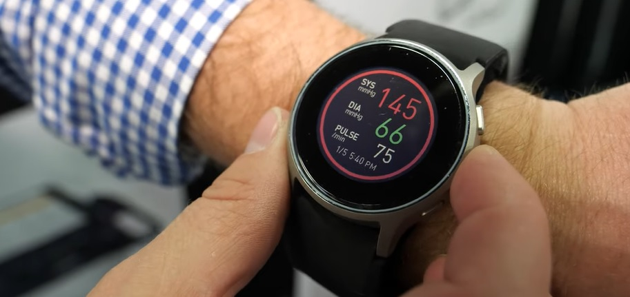 Jak hodinky poznají že spíte, nebo jaký máte krevní tlak?