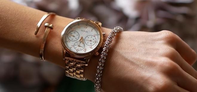 Hodinky Guess pro dámy, které milují luxusní a elegantní hodinky.