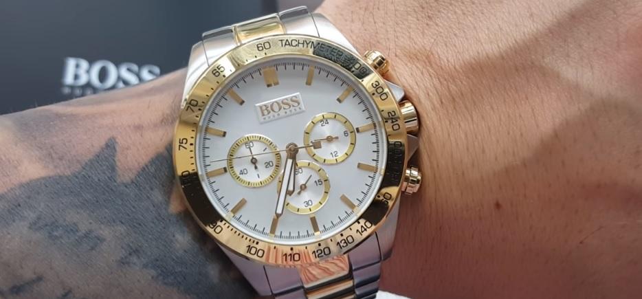 Hodinky Hugo Boss – historie a zajímavosti