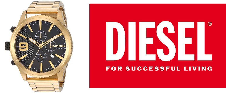 Hodinky Diesel – jsou to kvalitní hodinky?