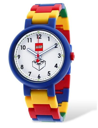 A jedny typicky dětské LEGO hodinky