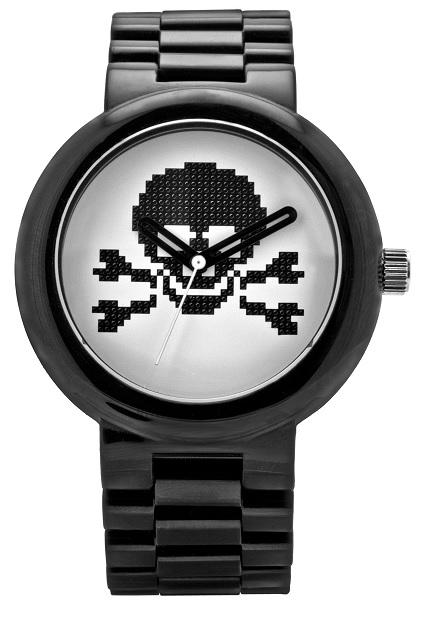 Ano, i takto mohou vypadat LEGO hodinky