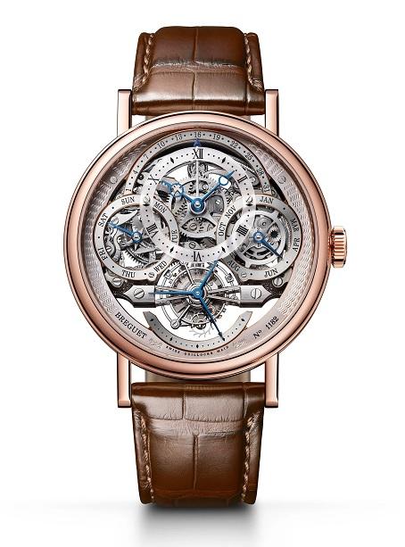 Skeletonové hodinky jsou opravdu luxusní záležitostí