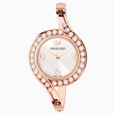 Moderní a stylové hodinky s kameny Swarovski