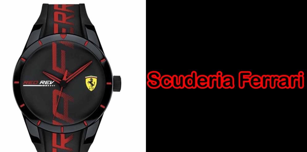 O hodinkách Scuderia Ferrari – jsou kvalitní?