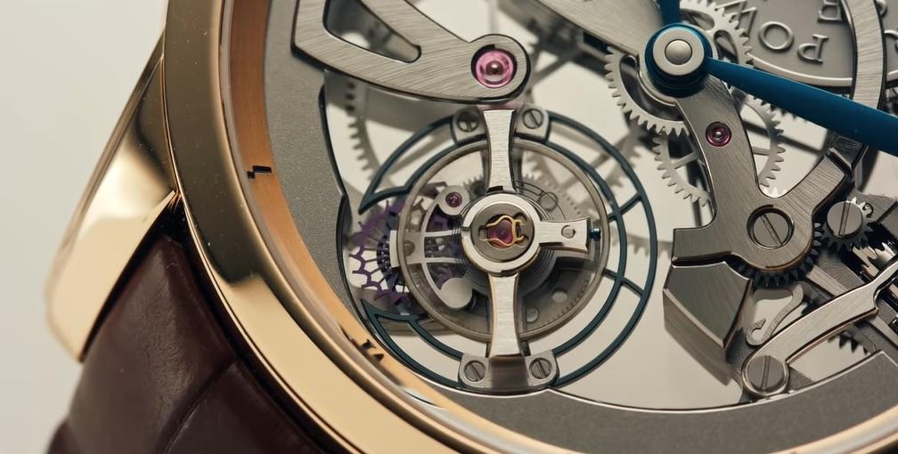 Tourbillon hodinky – co to je?