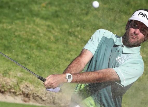 Profesionální golfisté a jejich hodinky