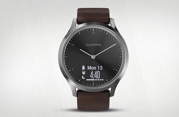 Hybridní chytré hodinky Garmin