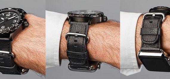 Sin - dvoje hodinky na jednom řemínku