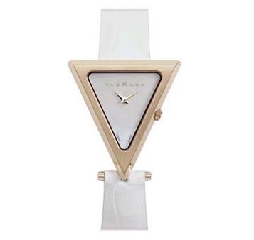 Trojúhelníkové hodinky
