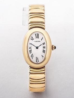 Oválné hodinky