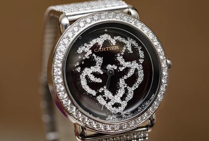 Panter - hodinky Cartier