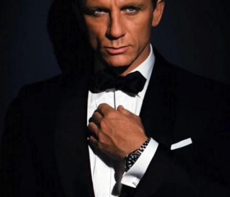 Hodinky a James Bond