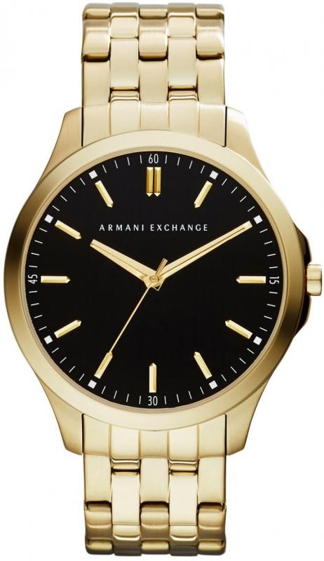 Pánské zlaté hodinky Armani Exchange Hampton AX2145