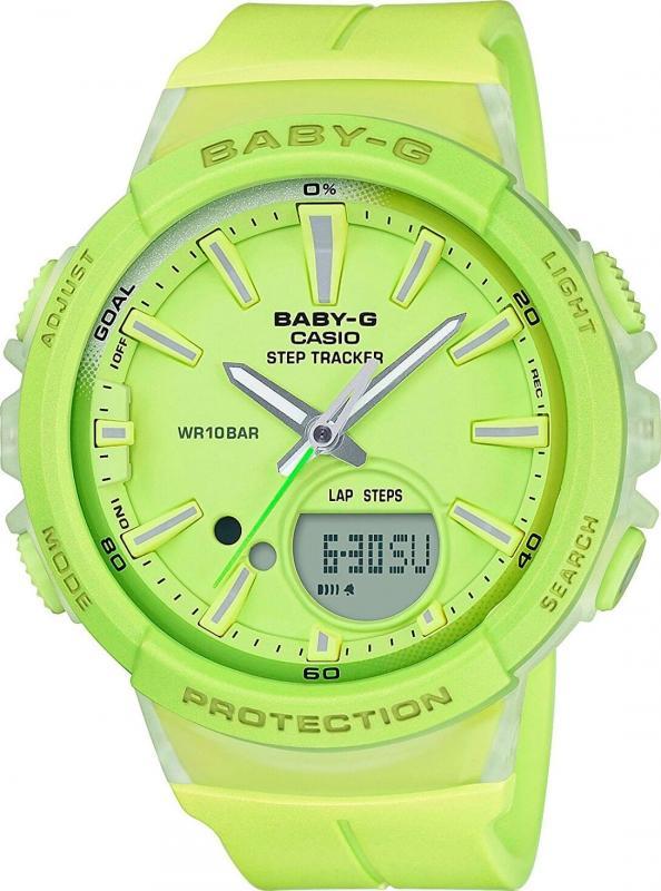 Dámské hodinky Casio BABY-G Step tracker