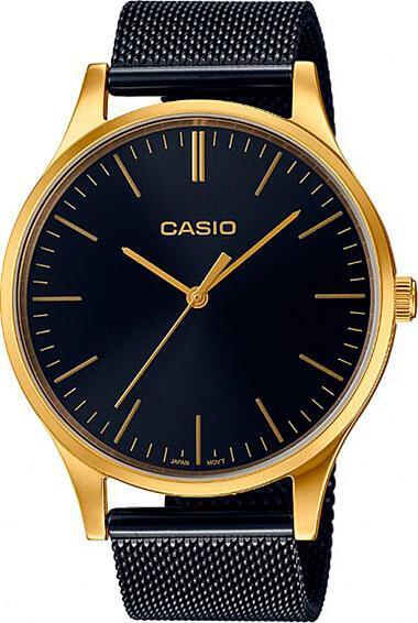 Dámské hodinky Casio Collection LTP E140GB-1A