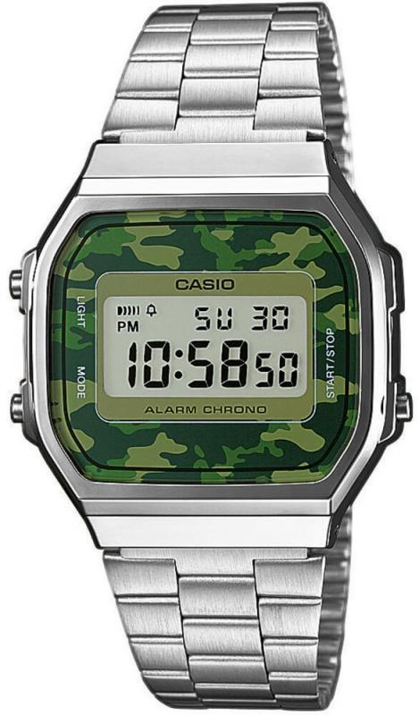 Maskáčové hodinky Casio Collection
