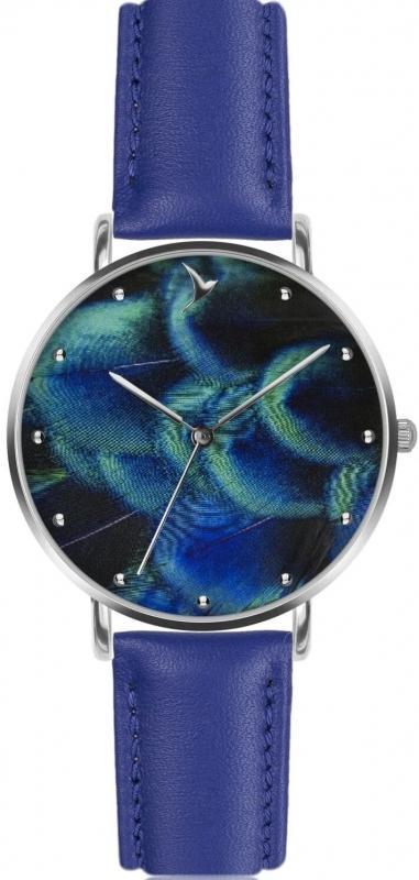 Dámské modré hodinky Emily Westwood