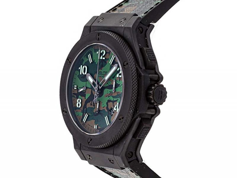hublot big bang camouflage edition