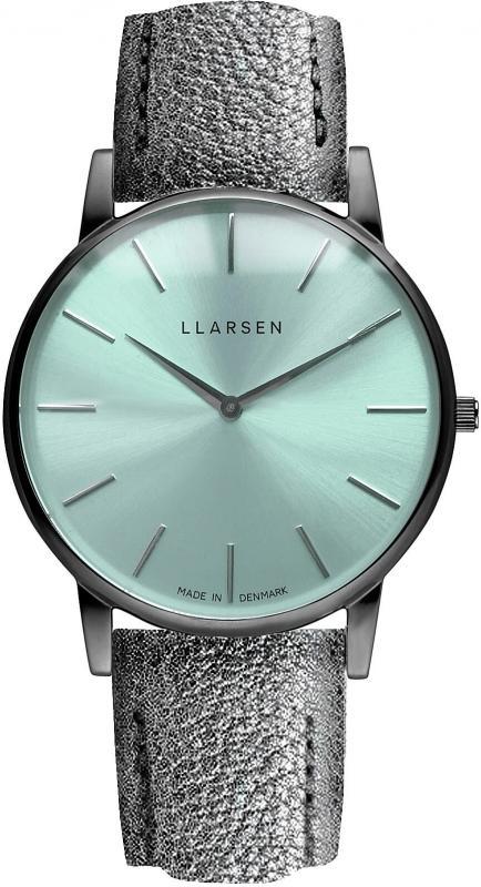 Pánské zelené hodinky LLARSEN