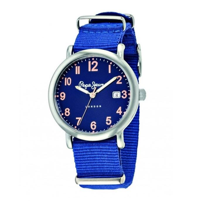 Pánské modré hodinky Pepe Jeans Charlie